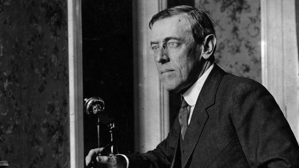 Princeton to remove Woodrow Wilson's name from policy school - BBC News