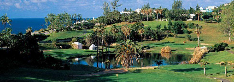 Turtle Hill golf course in Bermuda