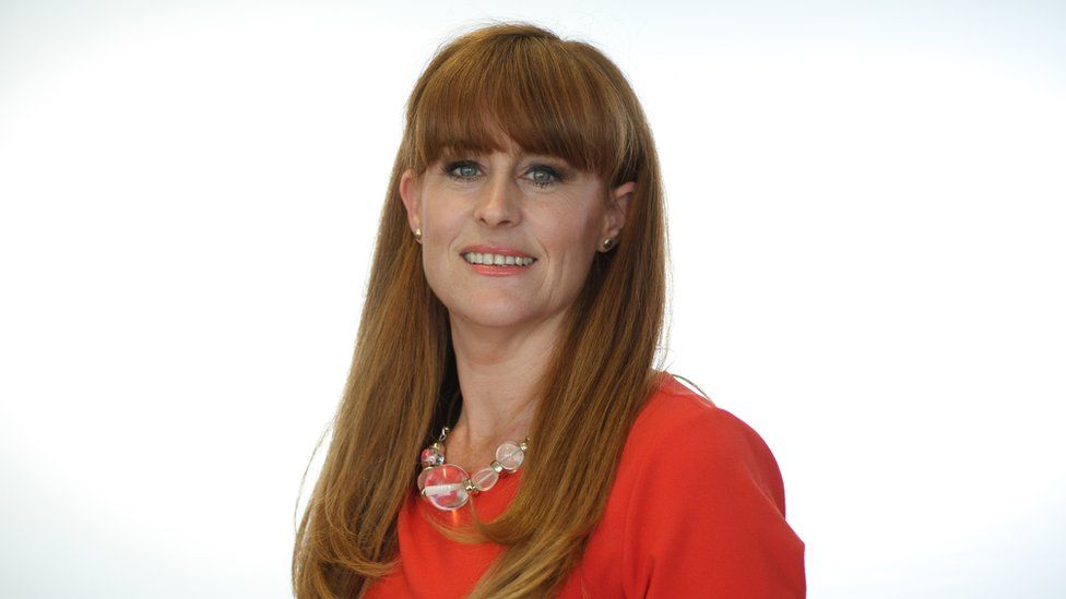 Kelly Tolhurst, small business minister