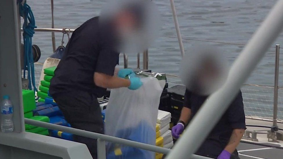 Man jailed for £130m cocaine yacht smuggle