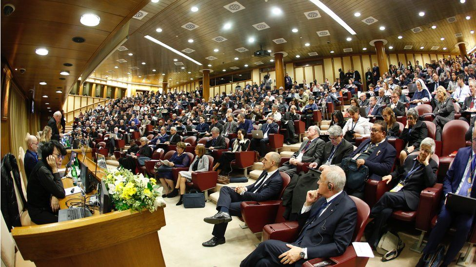 The Pontifical Academy meeting