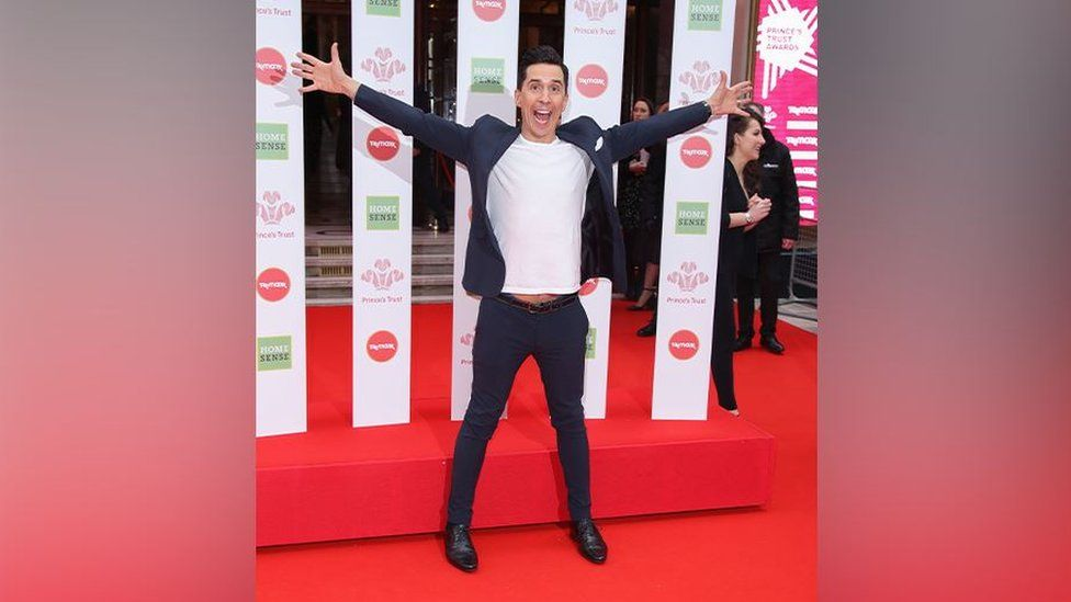 Comedian Russell Kane has received counselling for internet and social media addiction