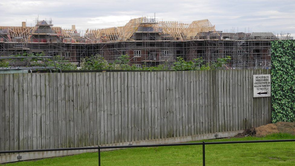 Aston Hall is now being re-developed