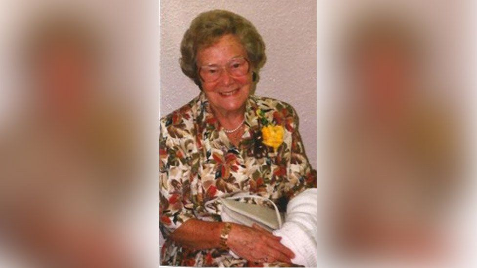 Hilda Churchill