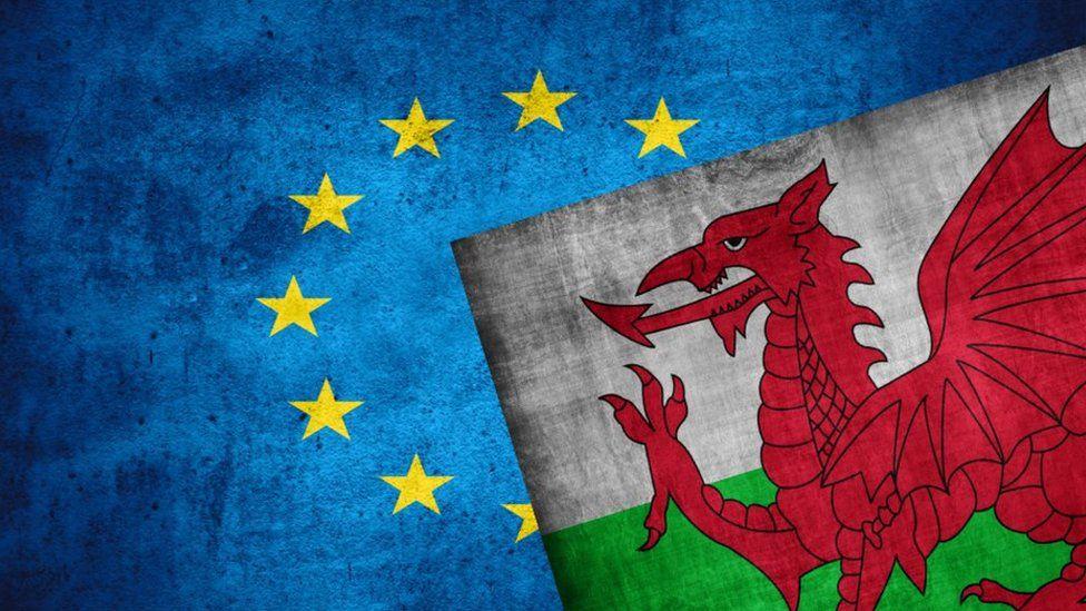 Cymru a'r Undeb Ewropeaidd