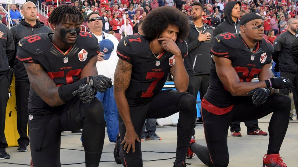 Nike Colin Kaepernick And Other Ads With A Social Message Bbc News