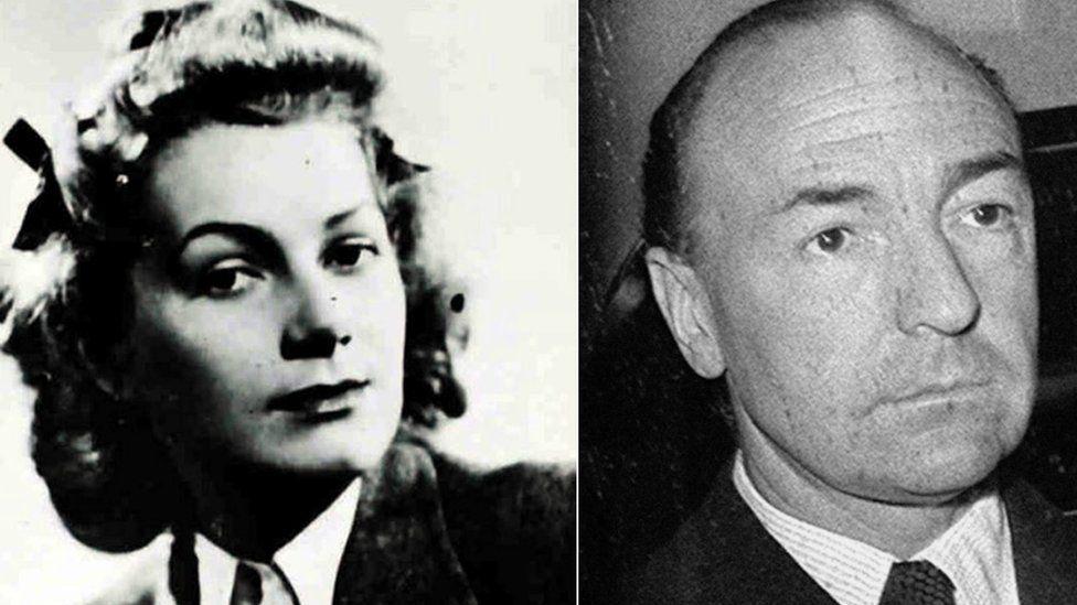 Gisela Winegard and John Profumo