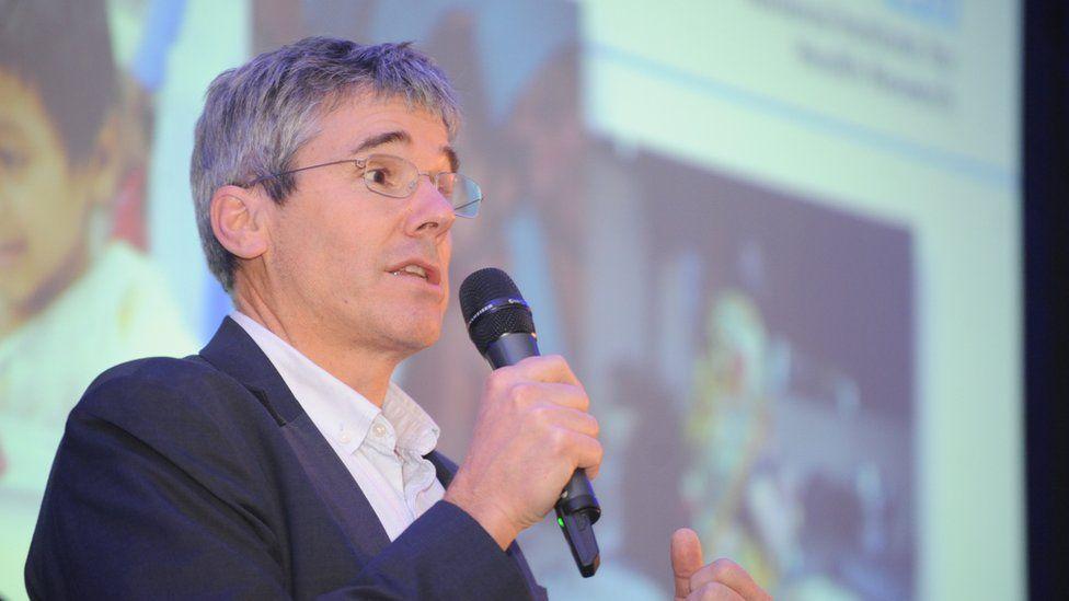 Prof Tom Potokar
