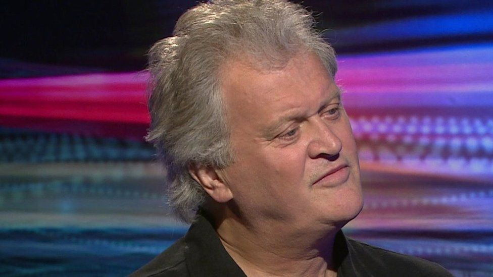 Tim Martin, founder and chairman of the pub chain JD Wetherspoon