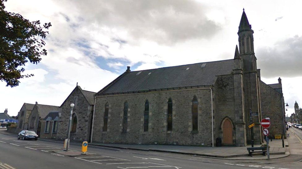 Keith North Church