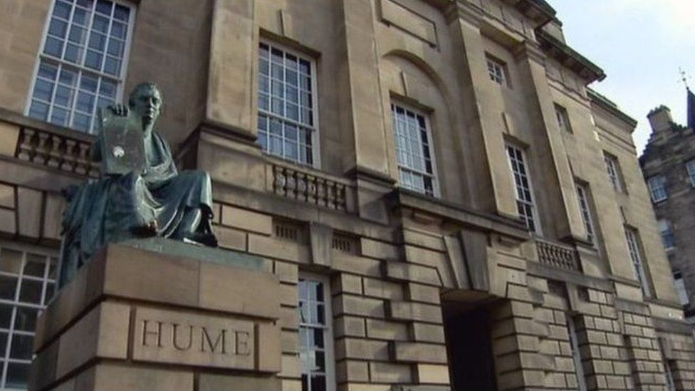 Edinburgh Woman Jailed For Her Part In Rape Of Woman Bbc News