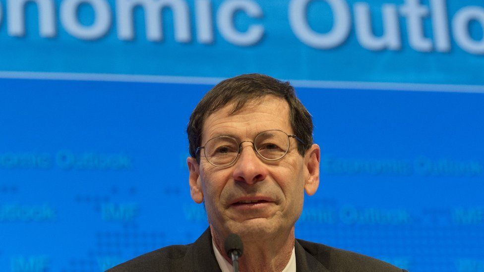 Maury Obstfeld of the IMF