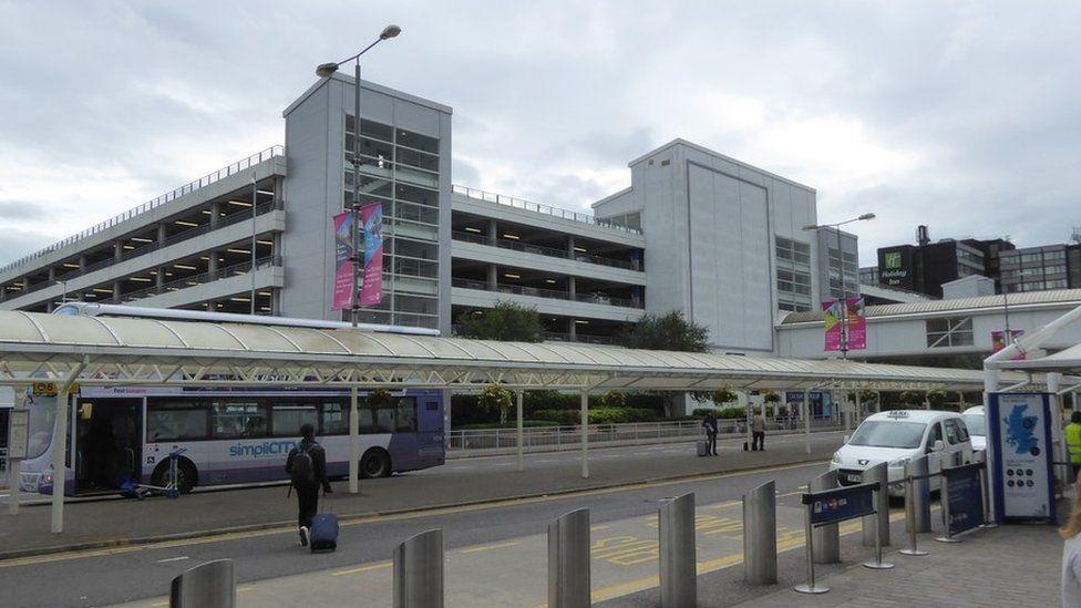 Glasgow Airport arrest not Xavier Dupont de Ligonnes