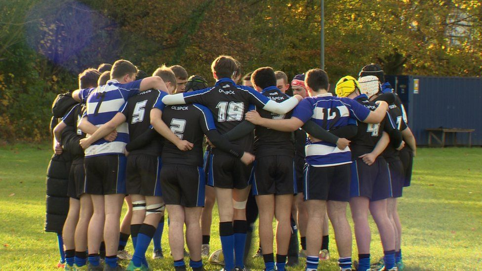 Belfast: 'First Catholic grammar' in Ulster rugby Schools' Cup