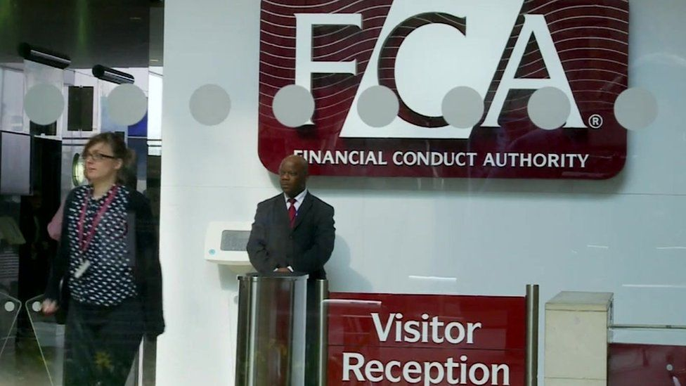 The Financial Conduct Authority HQ