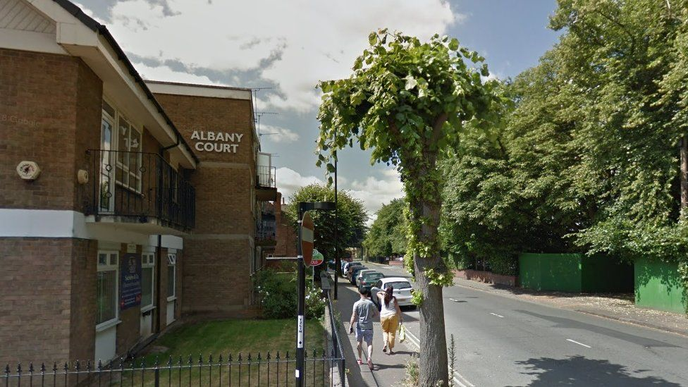 Albany Court, on Brunswick Road in Coventry
