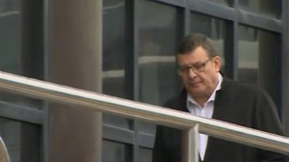 Longhorsley vicar Peter McConnell guilty of drunken plane grope