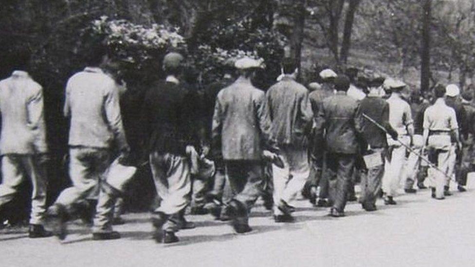 Prisoners and slave workers in Alderney