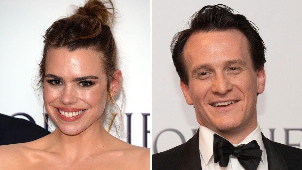 Billie Piper and Jamie Parker won the best actress and actor awards