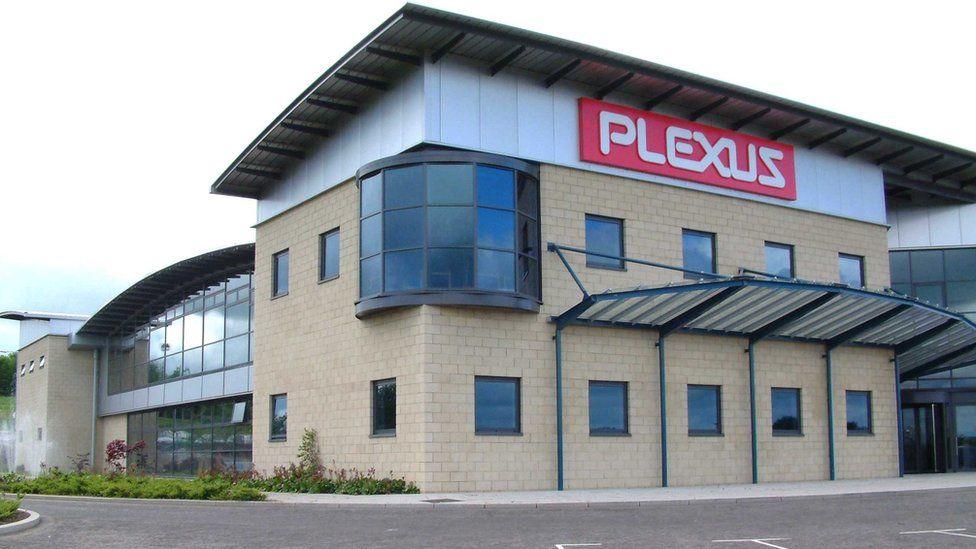 Plexus facility in Kelso