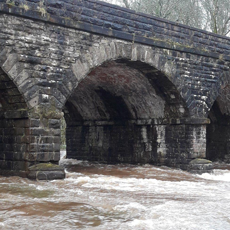 Bridge O'Keir viaduct