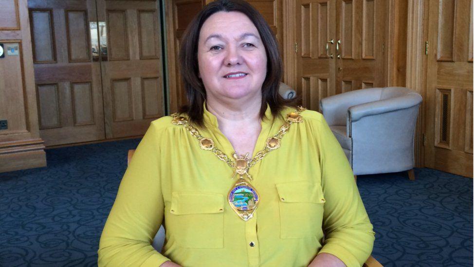 Sinn Féin councillor Michaela Boyle