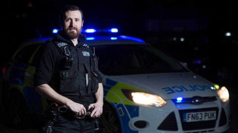 PC James Gill