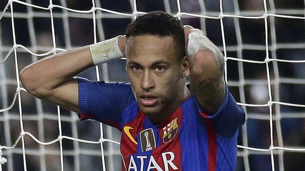 Испанские прокуроры требуют 2 года тюрьмы для футболиста Неймара