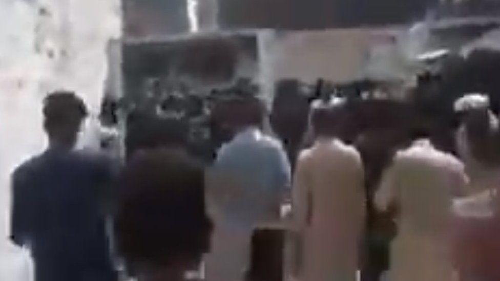 Pakistan blasphemy riots: Dozens arrested after Hindu teacher accused