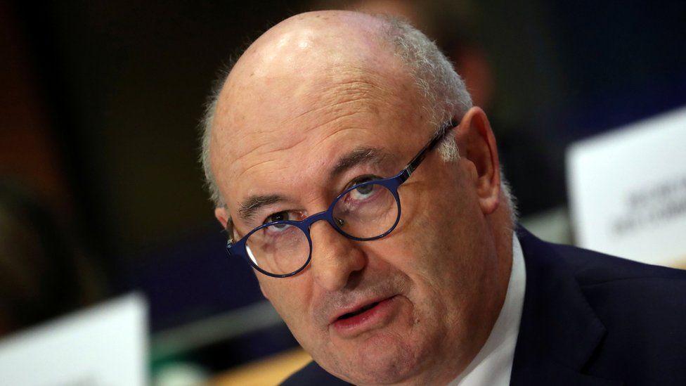 European Trade Commissioner Phil Hogan