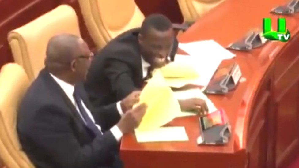 Ghana MPs giggle over 'Wise Vagina' village name