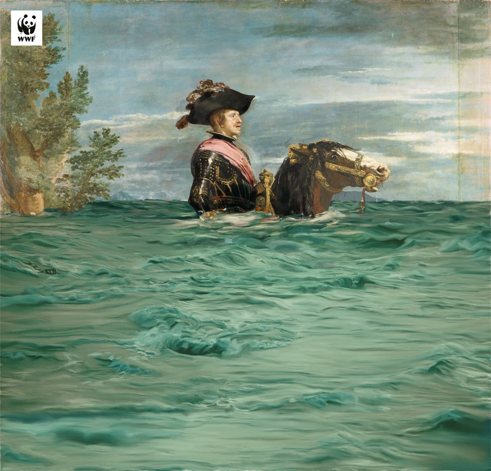 One Cool Thing: Prado Masterpieces Reimagined for COP25