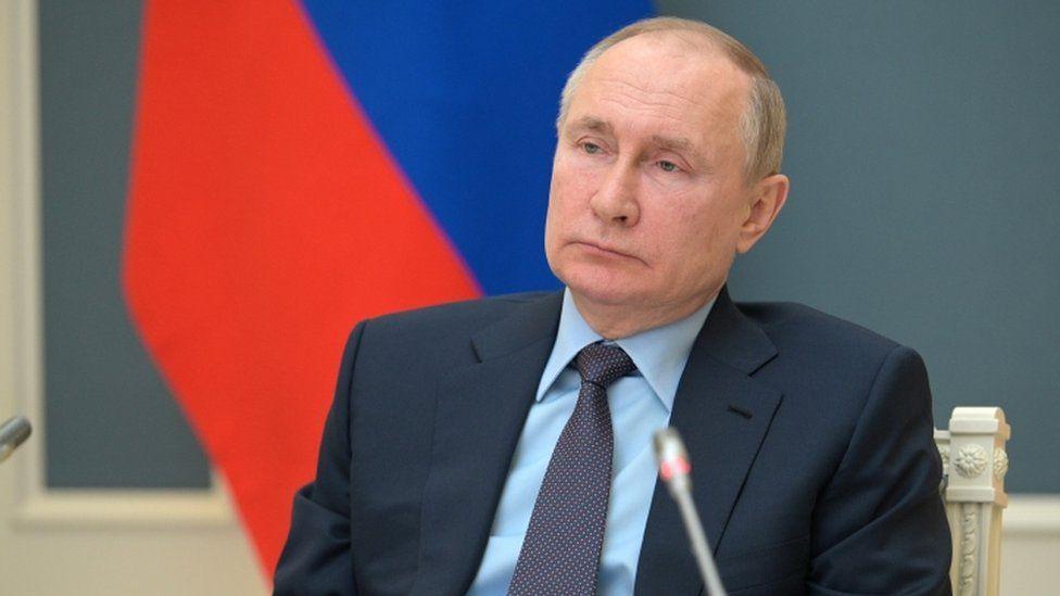 Vladimir Putin - 14 April