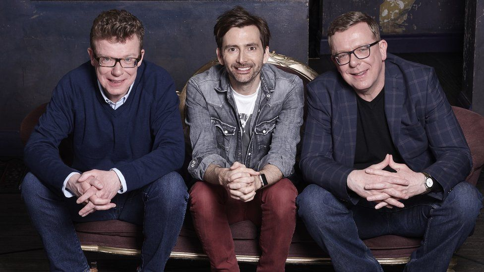 proclaimers with david tennant