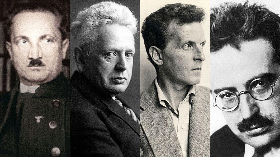 A década que provocou 4 gênios da filosofia a tentar responder: o que é ser humano?