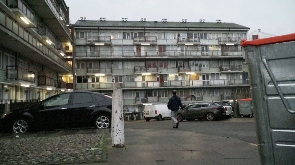 Marsh Drive flats