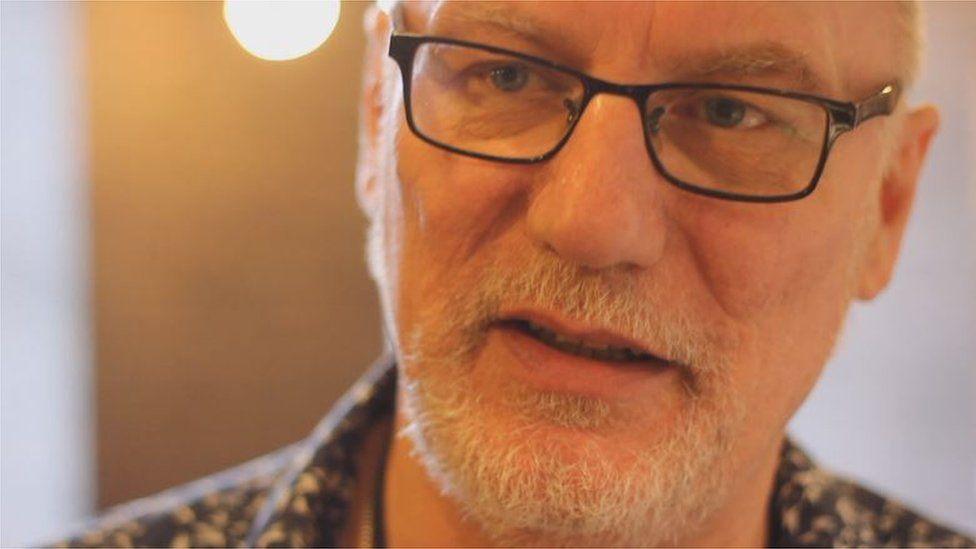 Eric Davidson writer