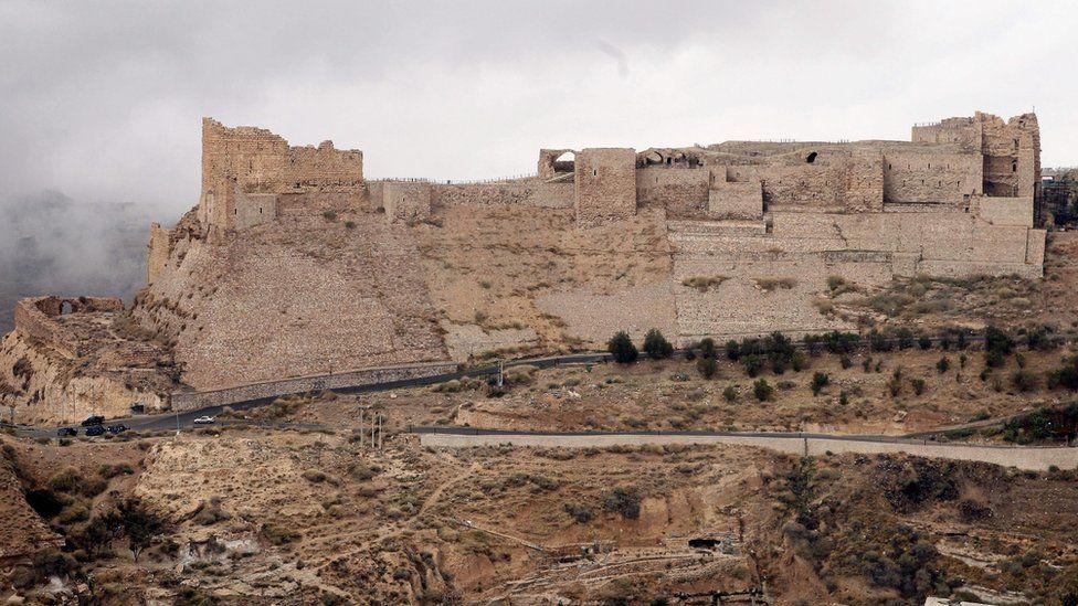 Karak Castle (19 December 2016)