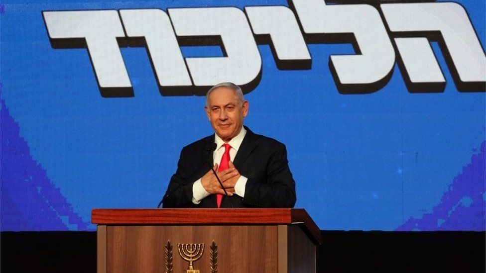 Israel's Netanyahu tasked with forming new government thumbnail
