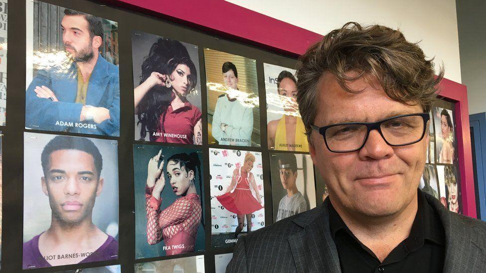 Stuart Worden, Principal of The Brit School