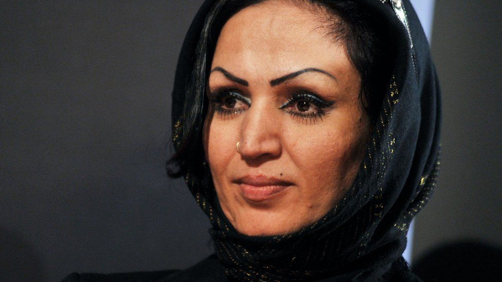 Saba Sahar was reportedly shot as she travelled to work in Kabul