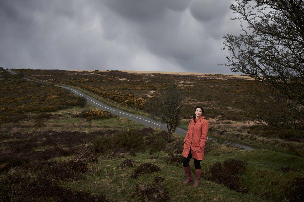Donna Lyndsay in Exmoor