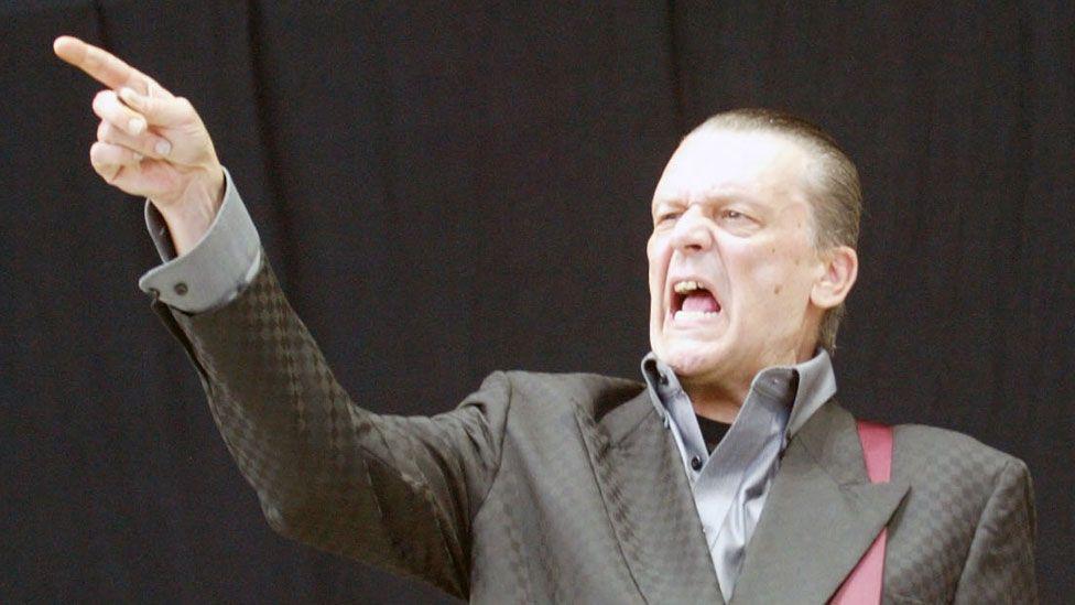 John Geils Jr performing in Boston in 2010