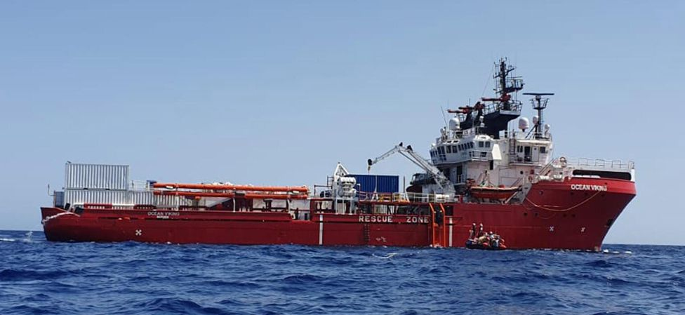Ocean Viking, 23 Aug 19