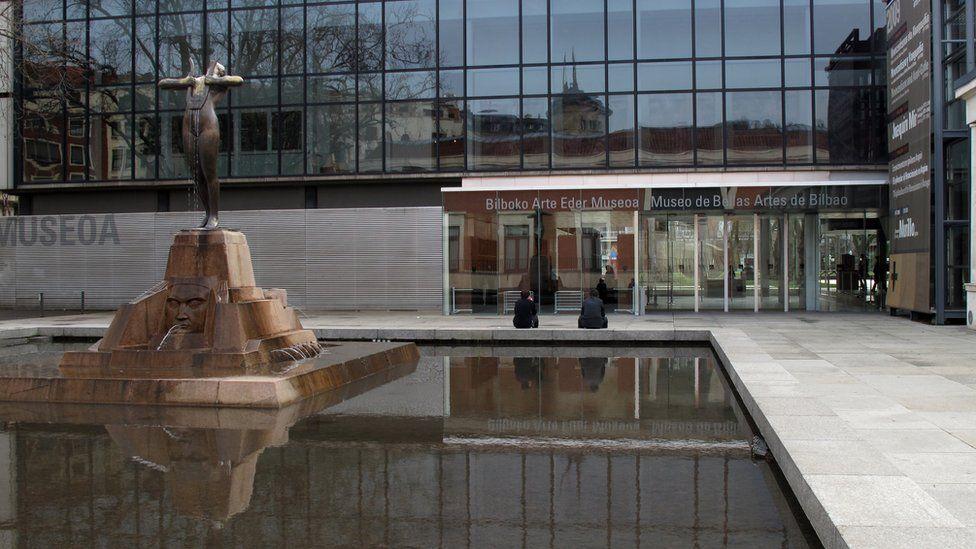 Fine Arts Museum in Bilbao