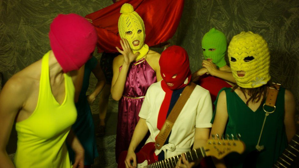 Pussy Riot, Rehearsal, 2011