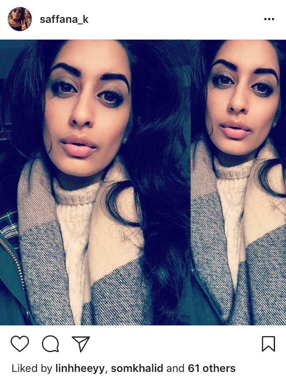 Saffana Khan