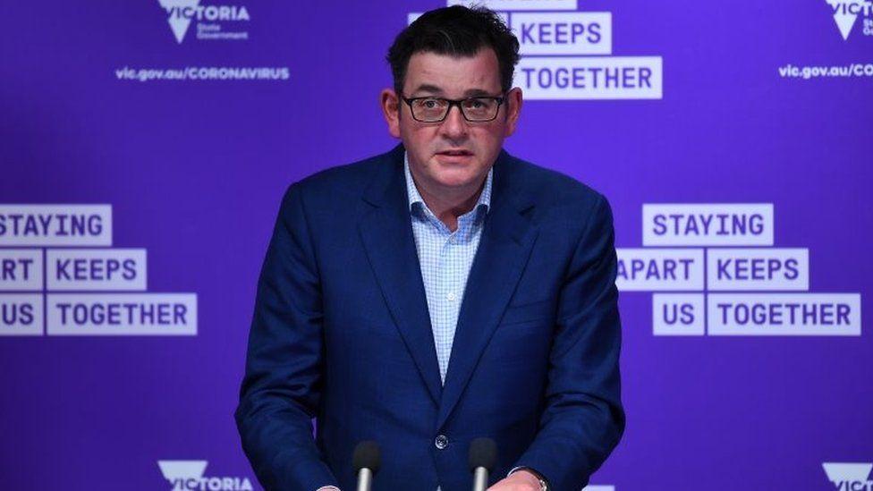 """Australien ist gefallen – Ungeimpfte werden in der bisher drakonischen Politik aus der Gesellschaft """"ausgesperrt"""", obwohl nur 89 Menschen mit Covid-19 im Krankenhaus waren"""
