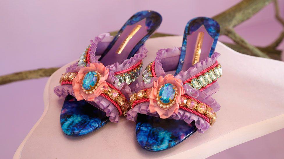 Sophia Webster shoe designs