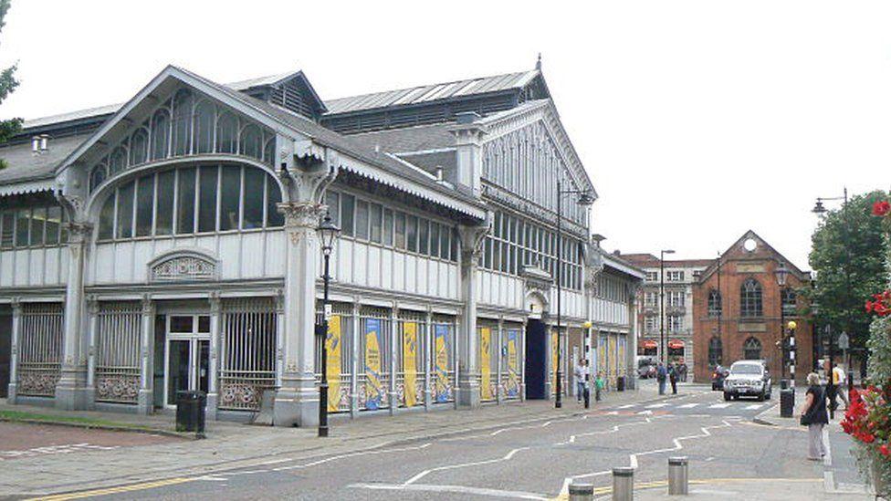 Upper Campfield Market Hall